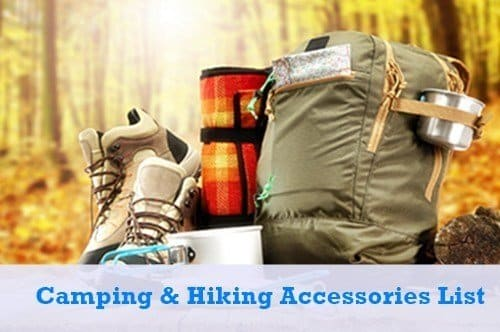 Camping_Accessories _List