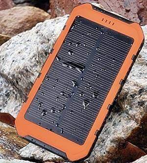 Portable Charger for camping