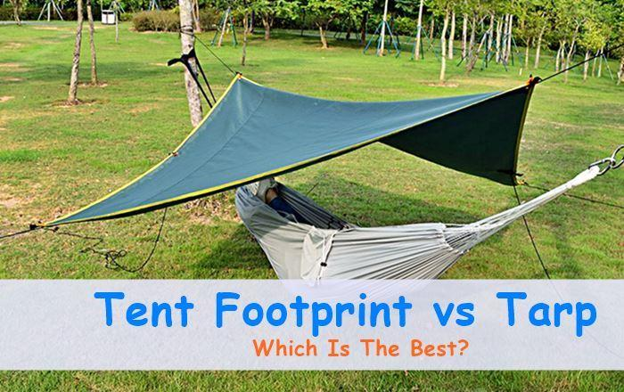 Tent Footprint vs Tarp  Which Is The Best? & Tent Footprint vs Tarp : Which Is The Best? - The Hiking Zone