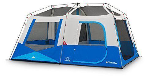 Columbia Sportswear Fall River 10 Person Instant Dome Tent