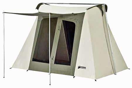 Kodiak Canvas Flex-Bow 4-Person Canvas Tent