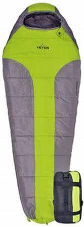 best backpacking sleeping bag under $100