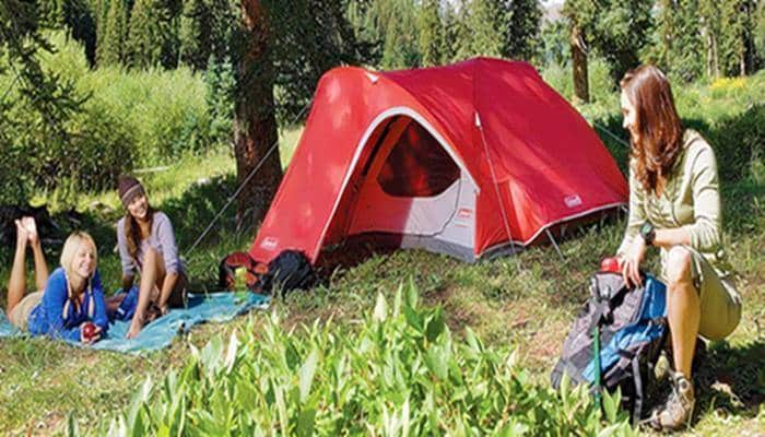 Coleman Hooligan Tent Review