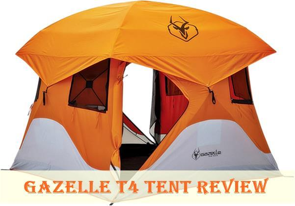 Gazelle T4 Tent Review